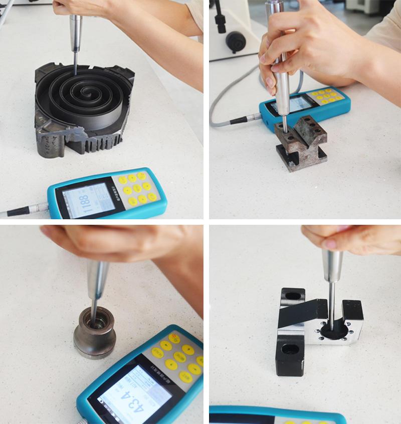ultrasonic portable hardness tester for mold Sinowon-2