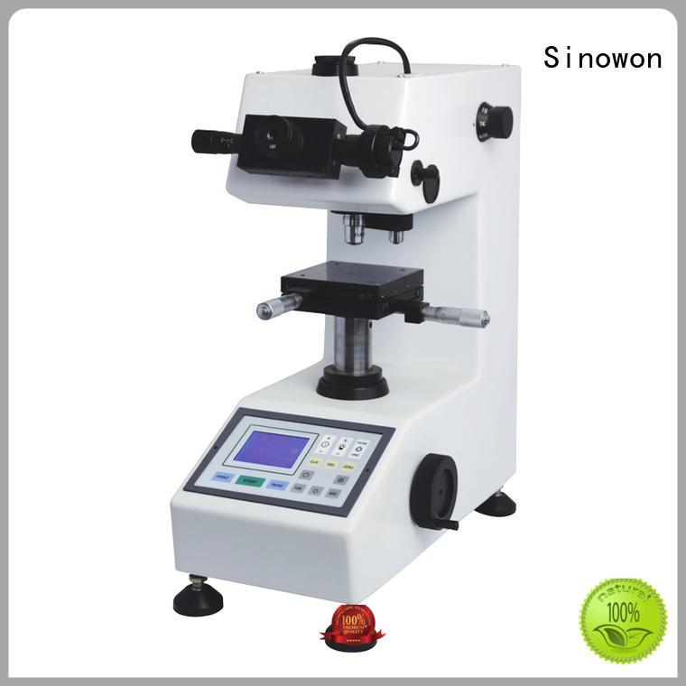 Hot micro hardness tester price hardness variations Sinowon Brand