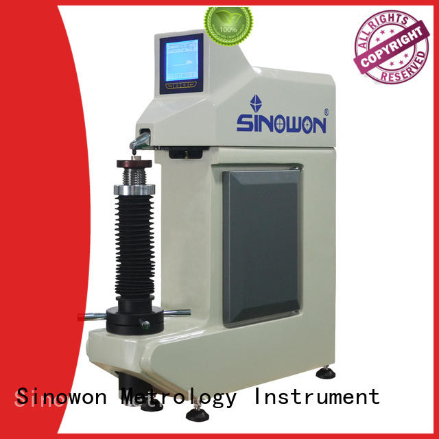 rockwell hardness test equipment dr3 for measuring Sinowon
