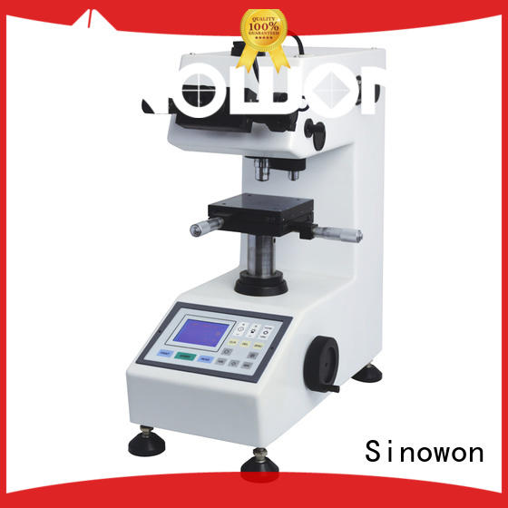 Sinowon durable hardness testing machine software for small areas