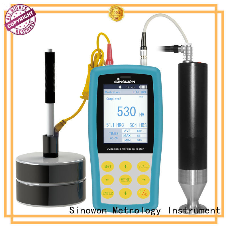 professional portable hardness testing machine price supplier for shaft