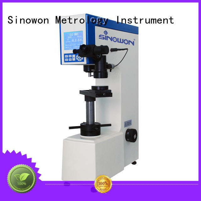 irock types of hardness testing machine dr2ds2tr2 for thin materials Sinowon