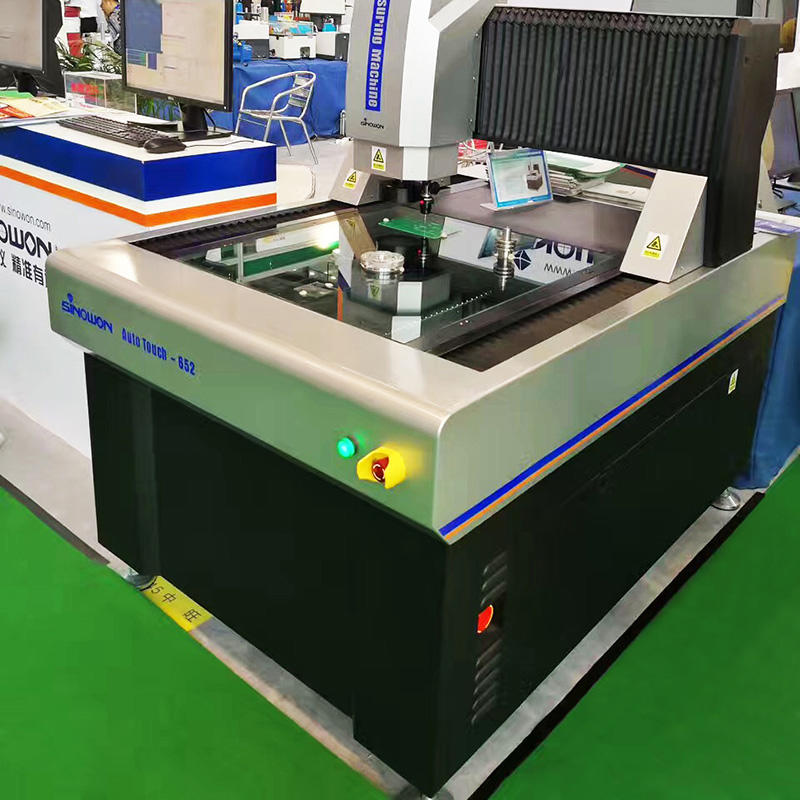 Sinowon quality measurement video from China for precision industry-2