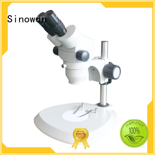 Sinowon optical microscope factory price for commercial