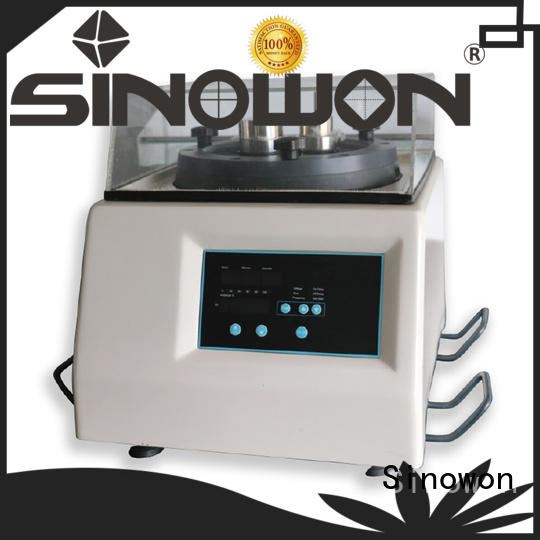 Sinowon metallographic equipment factory for medical devices