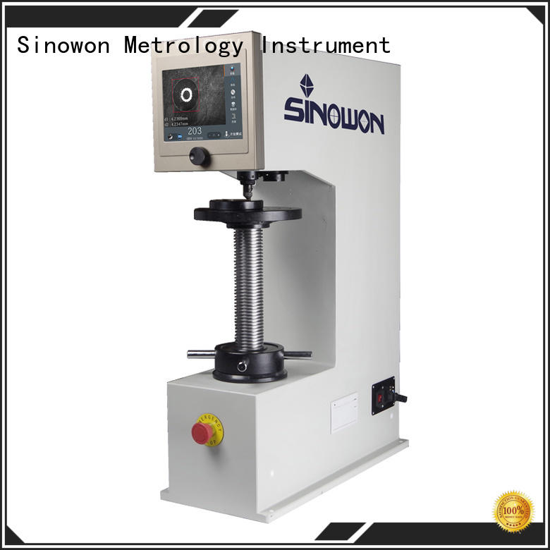 Sinowon brinell hardness to rockwell directly sale for steel products