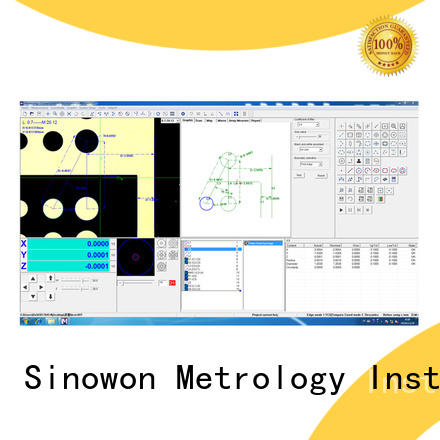 Sinowon software vision factory for commercial