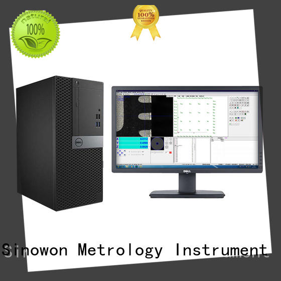 Sinowon software vision design for precision industry