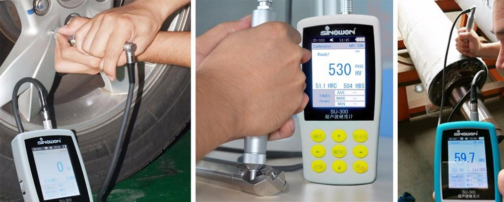 stable ultrasonic testing factory price for shaft