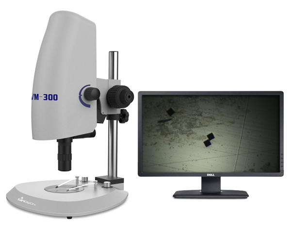 Coaxial Illumination Video Microscope VM-300