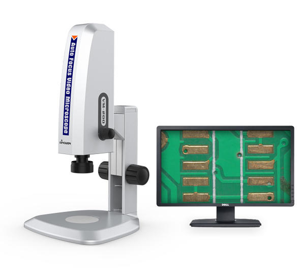 Auto Focus Video Microscope VM-200