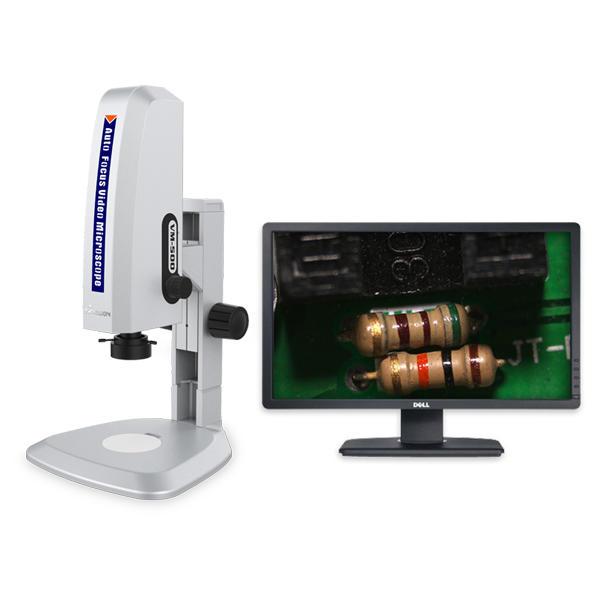 Auto Focus Video Microscope Auto Focus Photograph Video Record VM500