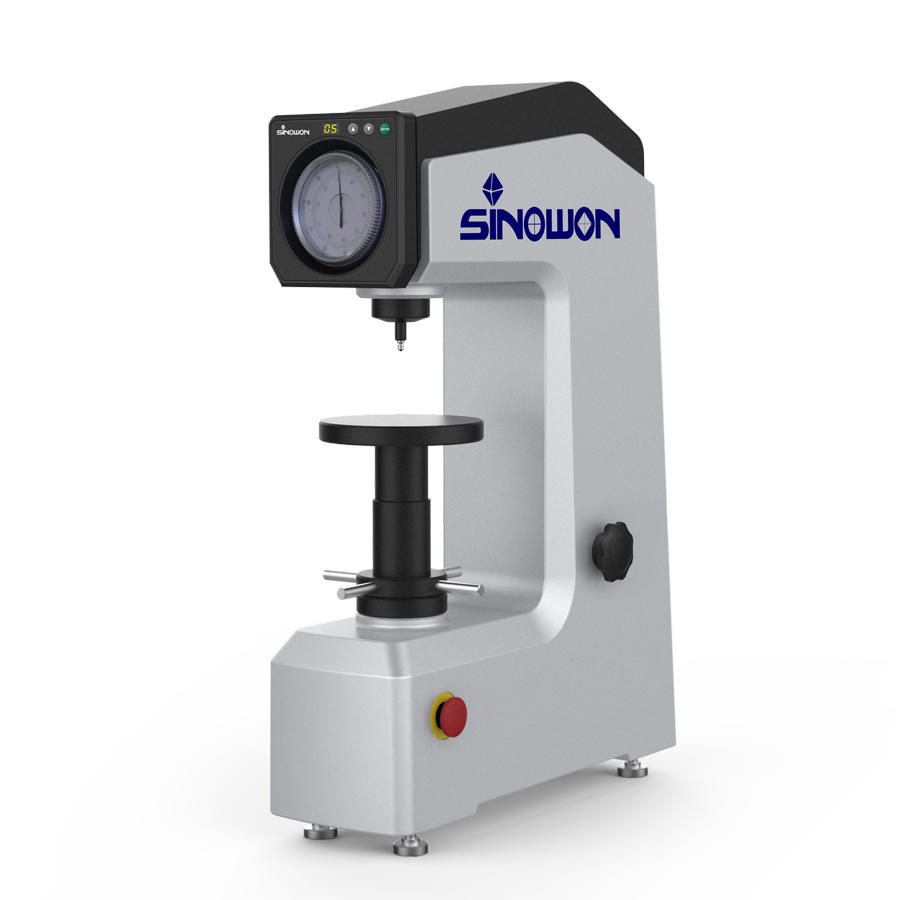 Sinowon reliable rockwell machine from China for small parts