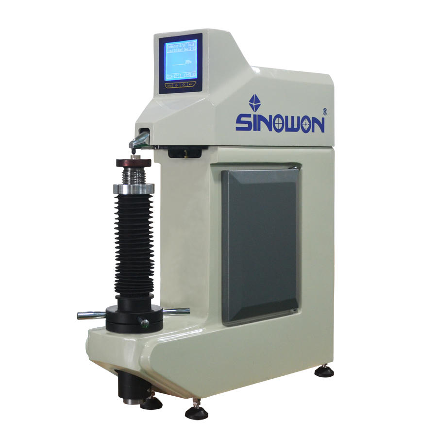 Sinowon rockwell test manufacturer for small areas