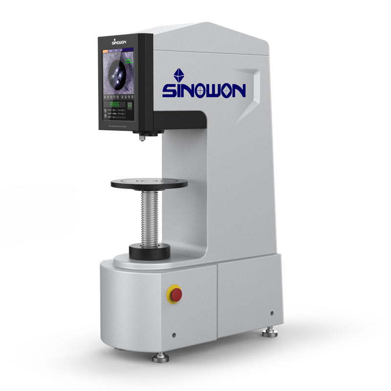 digital heighten hardness Sinowon Brand application of brinell hardness test manufacture