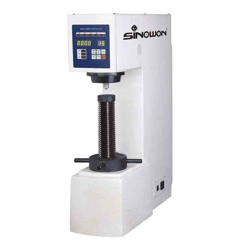 Sinowon brinell hardness test procedure customized for soft alloys-1