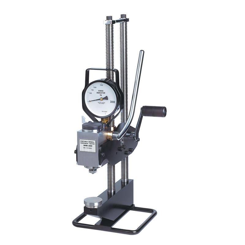 Portable Brinell Durometer MHB-3000
