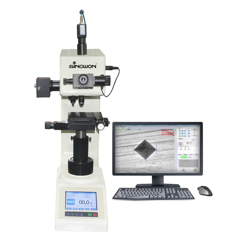 vickers hardness machine vicpad for measuring Sinowon