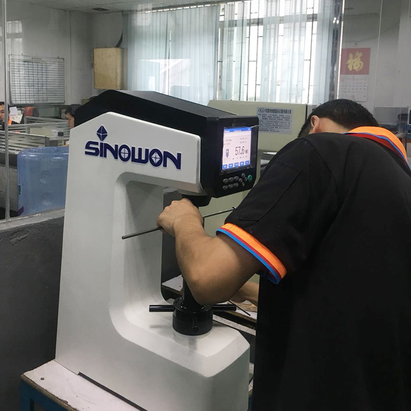 Sinowon quality rockwell hardness of steel manufacturer for small parts-3