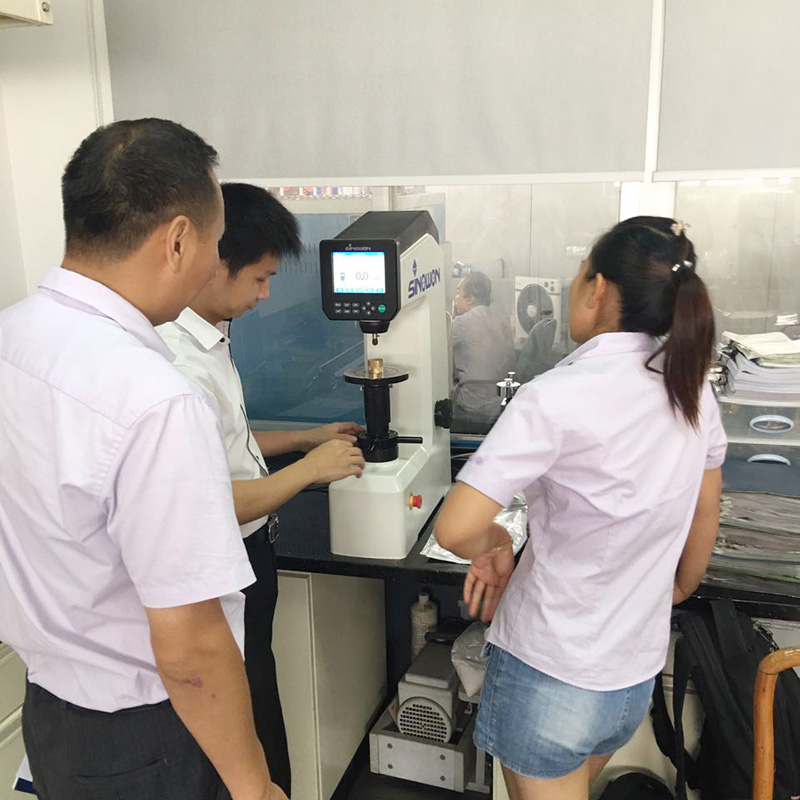 Sinowon quality hardness testing machine series for measuring-4