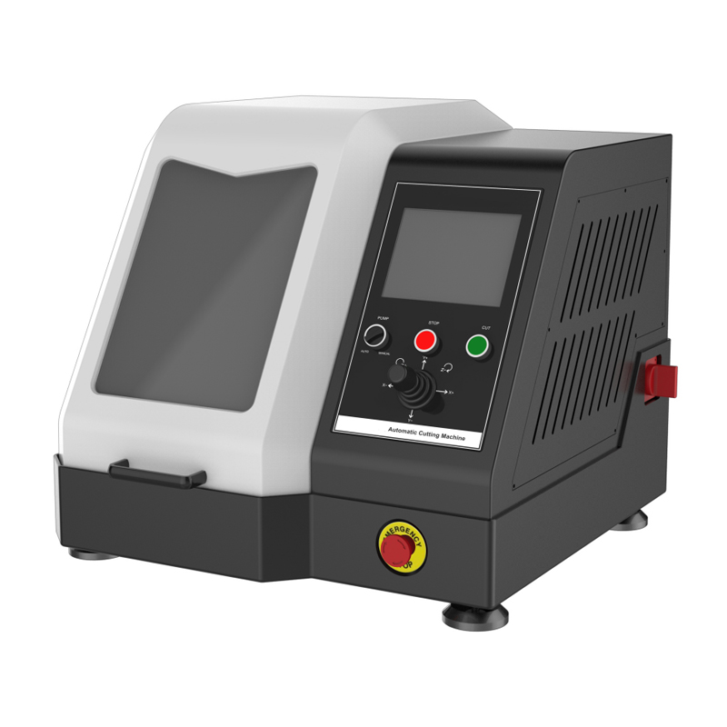 Sinowon approved metallurgical cutting machine with good price for electronic industry-1