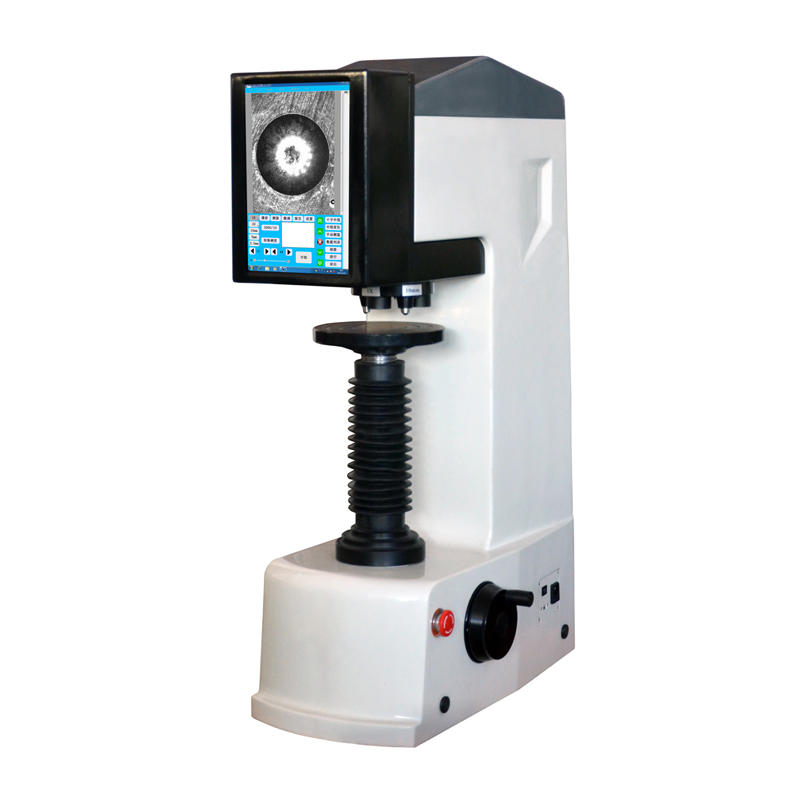 Fully Automatic Three Indenters Digital Brinell Hardness Tester  AutoBrin AB-3000V