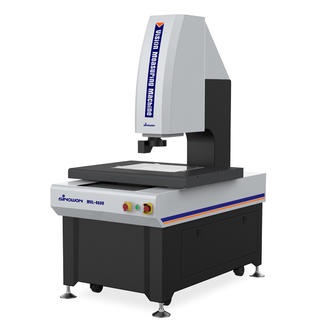 Laser-scan vision measuring machine