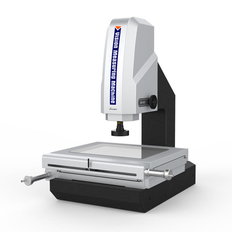 Manual Vision Measuring Machine Operation Manual