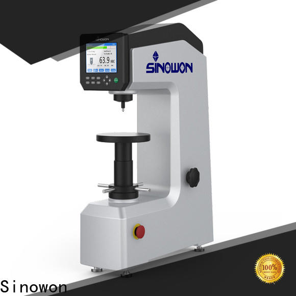 Sinowon durable hardness testing machine customized for measuring