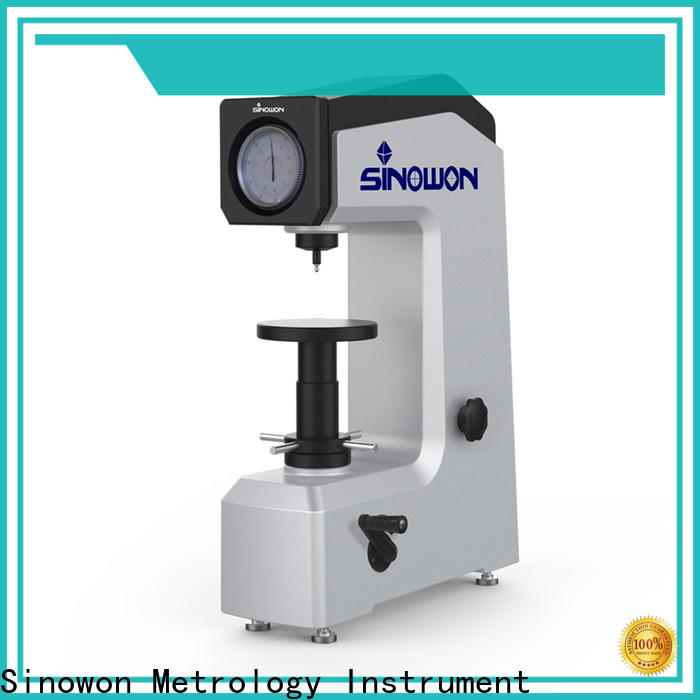Sinowon reliable rockwell hardness test procedure customized for small parts