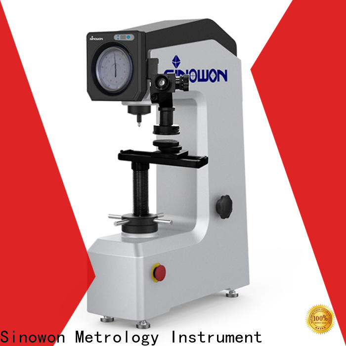 Sinowon rockwell hardness chart manufacturer for thin materials