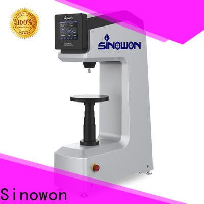 reliable rockwell hardness tester series for thin materials