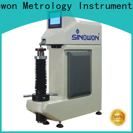 reliable rockwell hardness tester manufacturer for measuring
