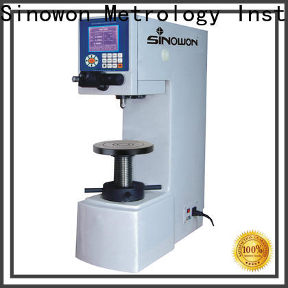 Sinowon practical brinell hardness test experiment customized for cast iron