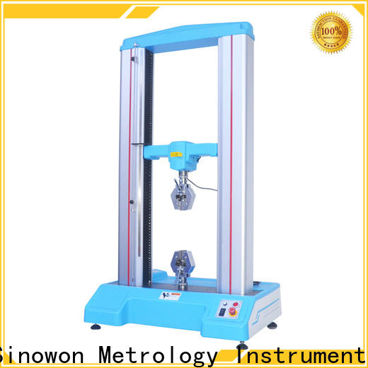 reliable tensile strength machine customized for precision industry