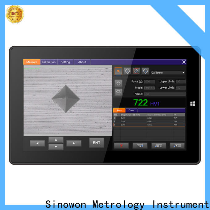 Sinowon Video measurement system inquire now for small areas