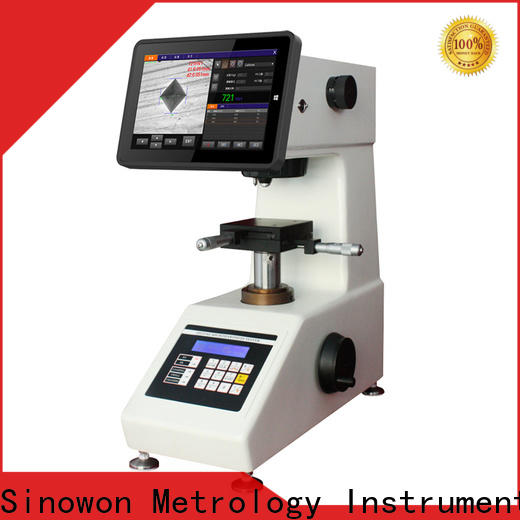 practical micro vicker hardness tester customized for measuring