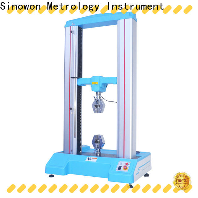 approved universal testing machine with good price for measuring