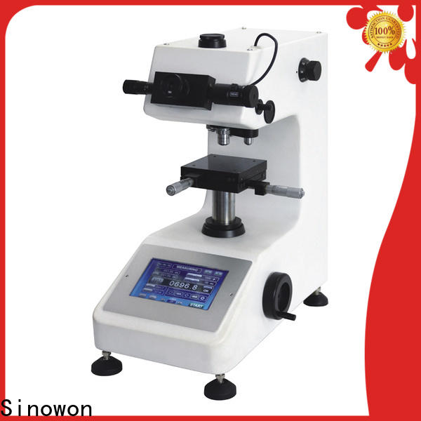quality vicker hardness tester customized for measuring