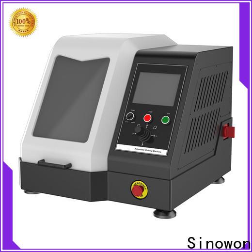 Sinowon elegant metallographic equipment design for LCD