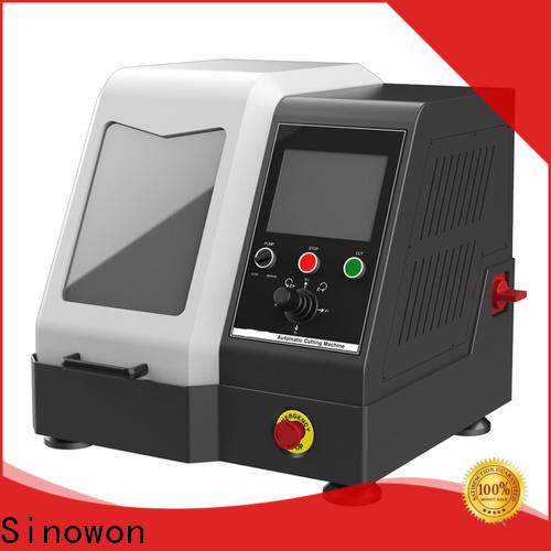 approved metallographic equipment factory for medical devices