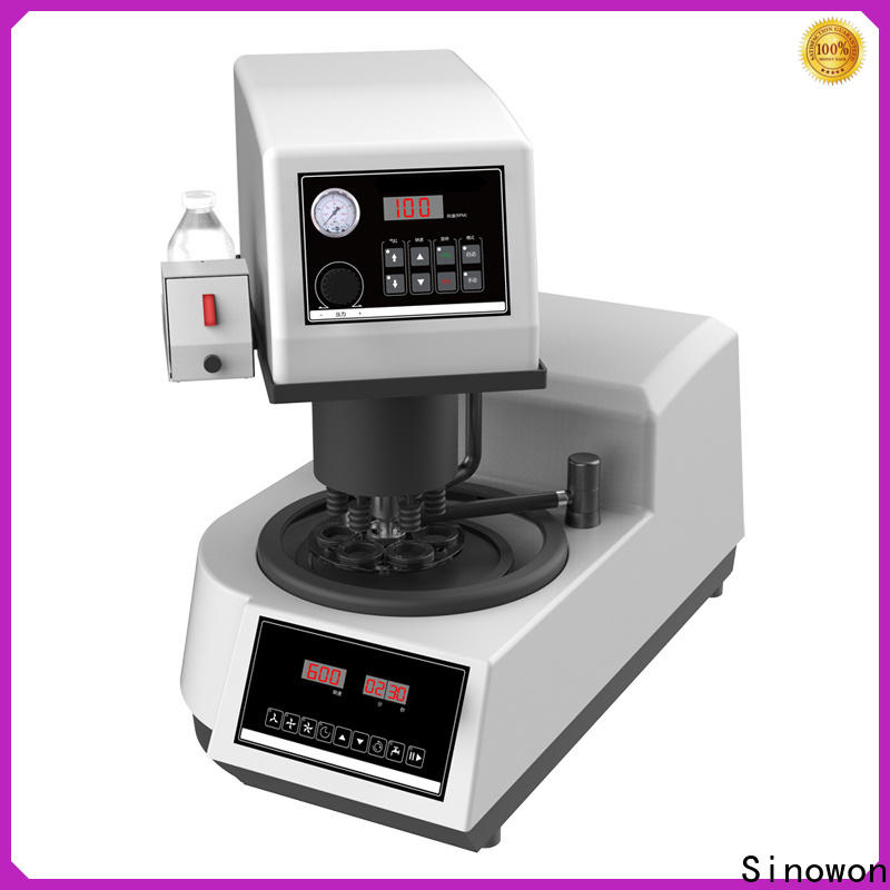 Sinowon polishing equipment inquire now for electronic industry