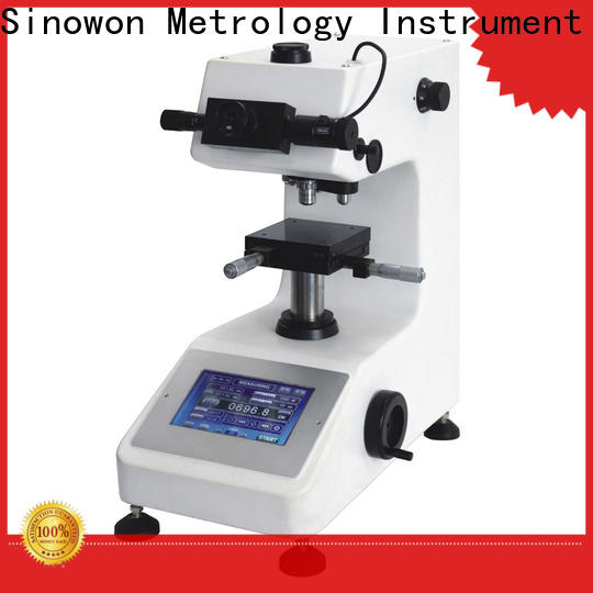 practical vicker hardness tester series for small parts