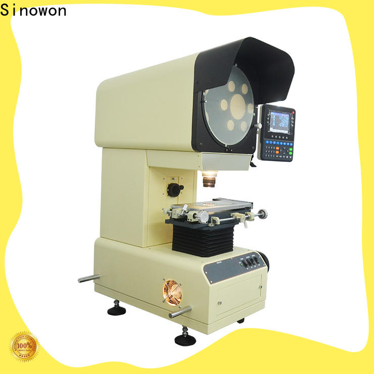 Sinowon vertical projector factory price for measuring