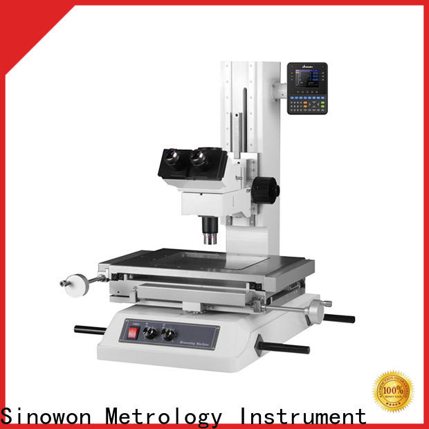 Sinowon excellent toolmakers microscope inquire now for nonferrous metals