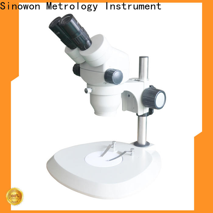 Sinowon certificated optical microscope factory price for precision industry