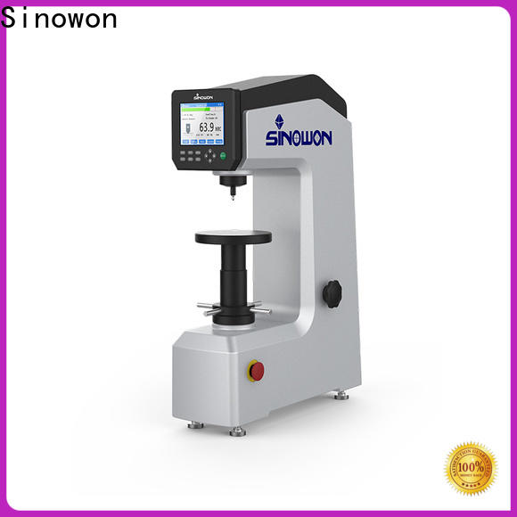 Sinowon quality rockwell hardness of steel manufacturer for small parts