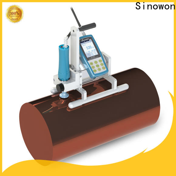 Sinowon professional ultrasonic testing factory price for shaft