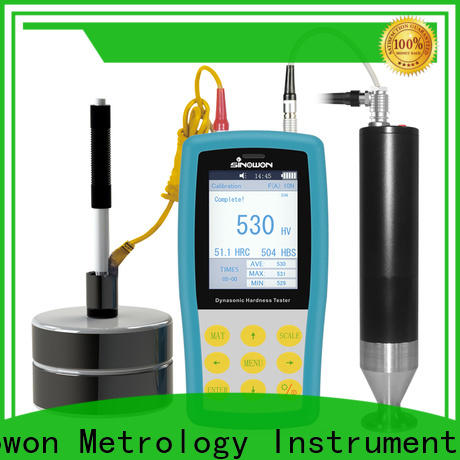 ultrasonic ultrasonic hardness tester factory price for gear
