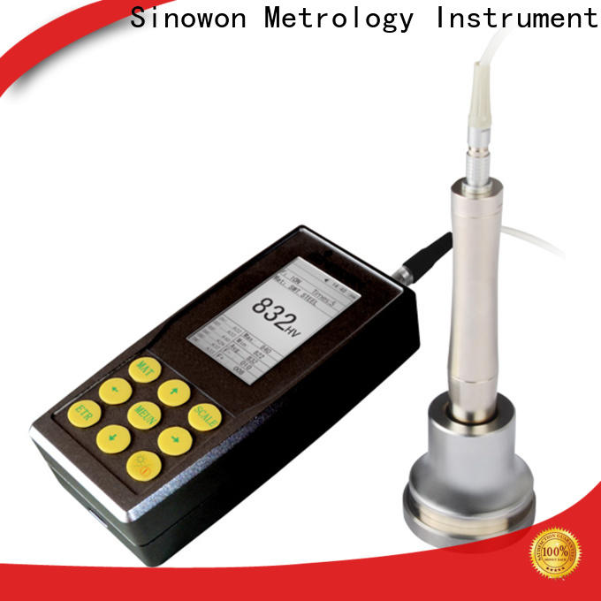 Sinowon ultrasonic thickness gauge wholesale for shaft